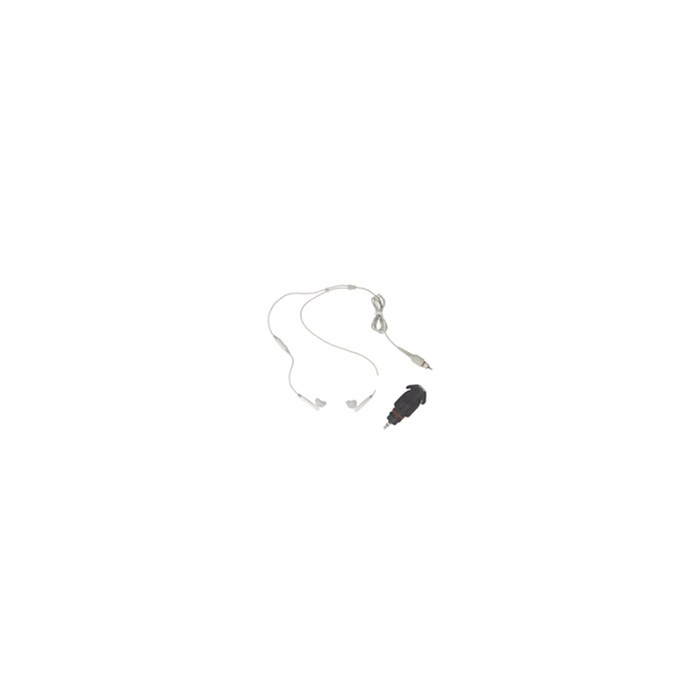 1.14 AUDIO ACCESSORY-EARPIECE,WHITE OVERT AUDIO KIT FOR FAST PTT